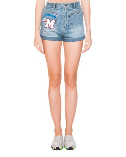 шорты  артикул E5CALM марки Manoush купить за 7500 руб.