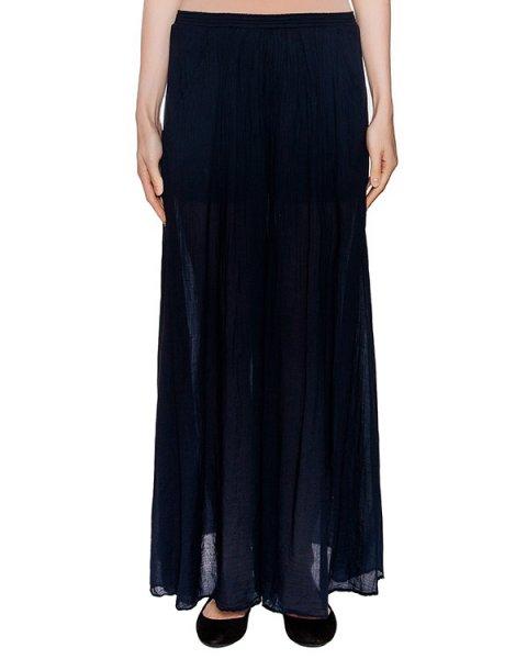 юбка из тонкой полупрозрачной ткани артикул EE2500 марки European Culture купить за 6400 руб.