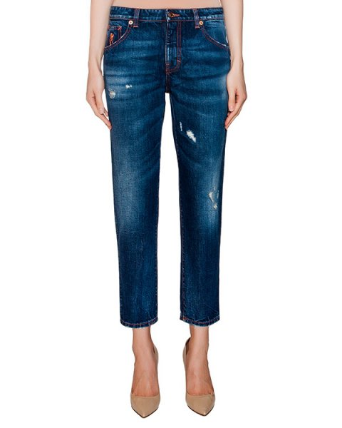 джинсы  артикул ER062U марки European Culture купить за 5400 руб.