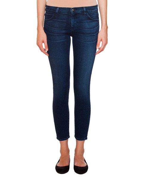 джинсы скинни из эластичного денима артикул F110A204S марки Koral купить за 8600 руб.
