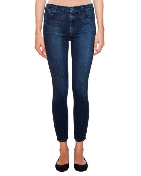 джинсы скинни из эластичного денима артикул F126C204S марки Koral купить за 7200 руб.