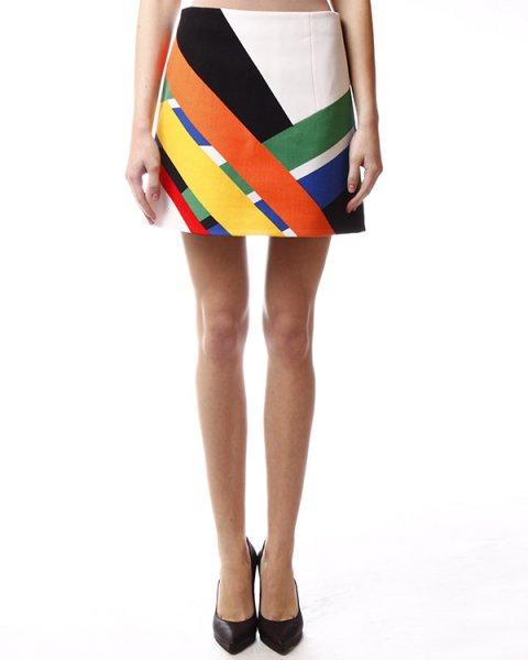 юбка  артикул FMUT52627 марки TIBI купить за 7100 руб.