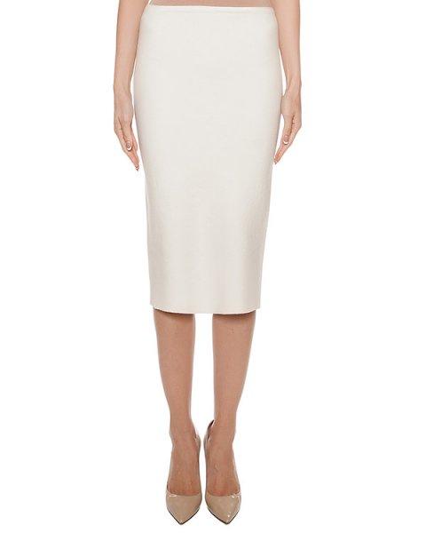 юбка из шерстяного трикотажа артикул G0160 марки MRZ купить за 16900 руб.