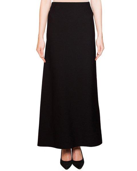юбка в пол из плотной шерстяной ткани артикул G048 марки Sonia Speciale купить за 32100 руб.