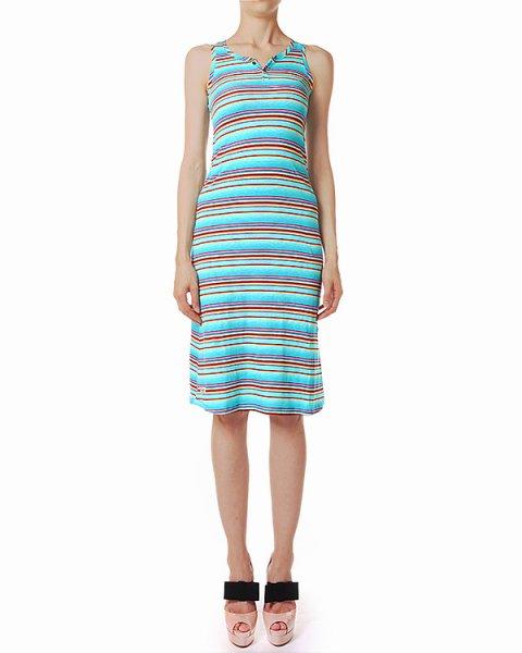 платье из тонкого трикотажа с перекрестными лямками на спине артикул G14DRESF марки Polo by Ralph Lauren купить за 2600 руб.