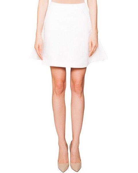 юбка из мягкой фактурной ткани артикул GL2002L08 марки Giles купить за 13100 руб.
