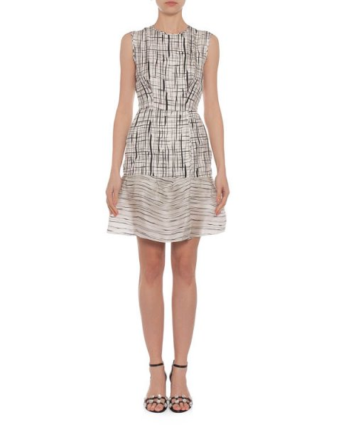 платье  артикул H473/1 марки Roksanda Ilincic купить за 27400 руб.
