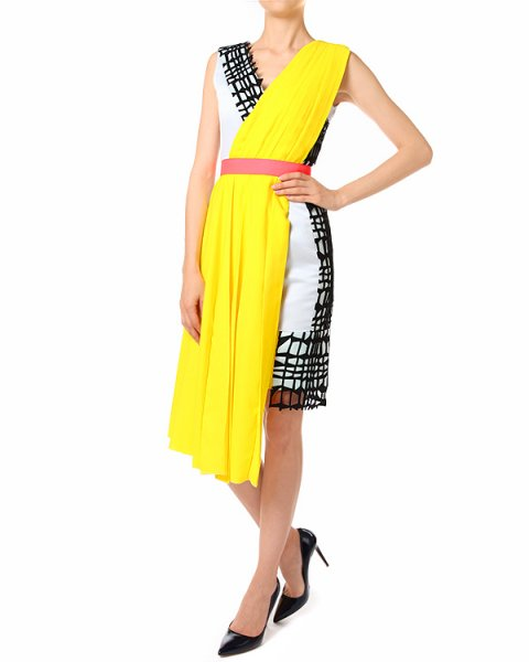 платье  артикул H646/1M марки Roksanda Ilincic купить за 43200 руб.