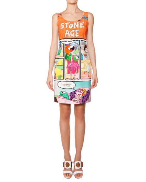 платье  артикул HA0423 марки CHEAP & CHIC купить за 14100 руб.