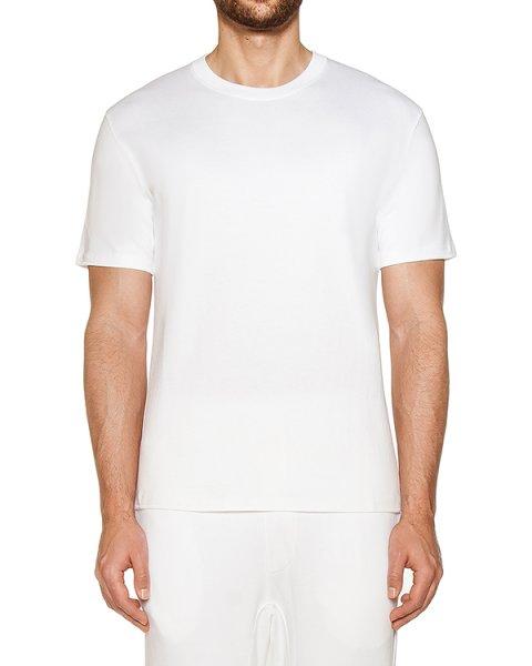 футболка  артикул HALFSLEEVETEEMID марки AECAWHITE купить за 6400 руб.
