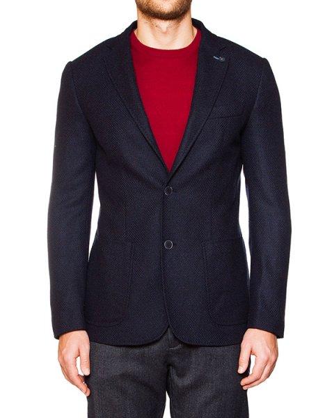 пиджак из мягкой вирджинской шерсти с добавлением кашемира артикул HBV0173 марки Harmont & Blaine купить за 15100 руб.