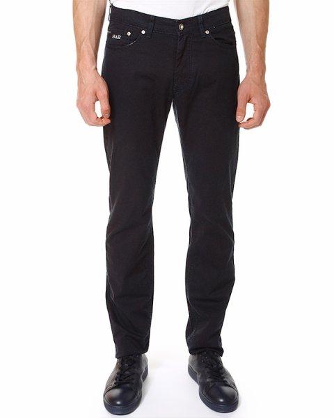 джинсы прямого силуэта, с высокой посадкой артикул HBW1304H марки Harmont & Blaine купить за 5900 руб.