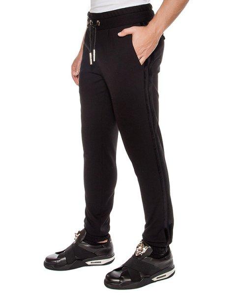 брюки из мягкого трикотажа артикул HM513093 марки PHILIPP PLEIN купить за 60500 руб.