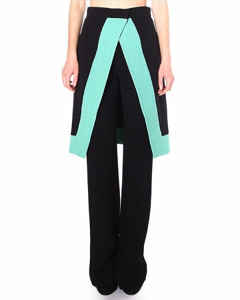 юбка А-силуэта, на застежках-кнопках артикул I14MSK07 марки Marcobologna купить за 14900 руб.