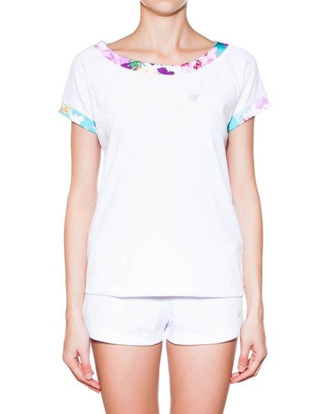 футболка  артикул I44 марки BLUMARINE купить за 5400 руб.