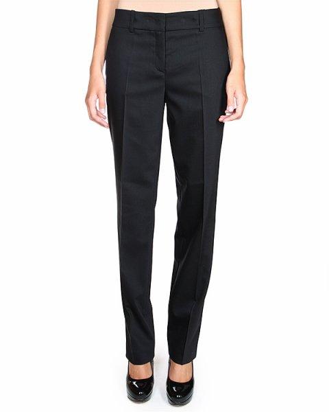 брюки полной длины, со средней посадкой и прорезными карманами артикул JDD205A марки Jil Sander купить за 11200 руб.