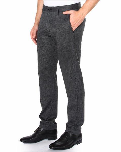 брюки зауженного силуэта, со средней посадкой артикул JG120116-JR154 марки Mauro Grifoni купить за 9000 руб.