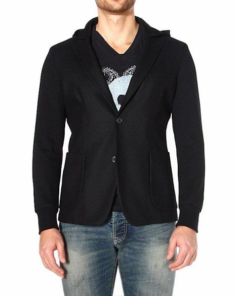 пиджак на двух пуговицах, с капюшоном артикул JK2482 марки Brian Dales купить за 10600 руб.