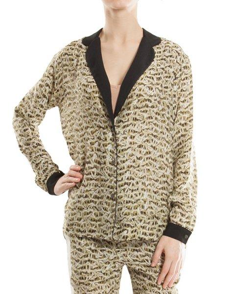 блуза  артикул JPI15 марки JO NO FUI купить за 12600 руб.