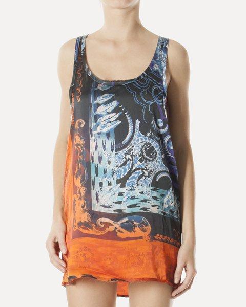 топ  артикул JQ15 марки Balmain beachwear купить за 5900 руб.