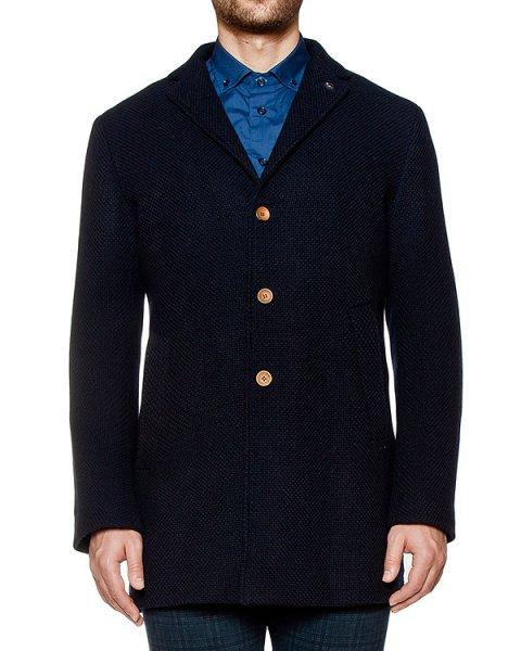 пиджак приталенного кроя из твида артикул K9008 марки Harmont & Blaine купить за 38600 руб.