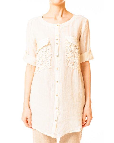 блуза  артикул KC1 марки Nana Nucci купить за 5900 руб.