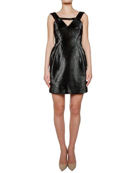 платье из плотной фактурной ткани артикул KFW1603 марки Kalmanovich купить за 43200 руб.