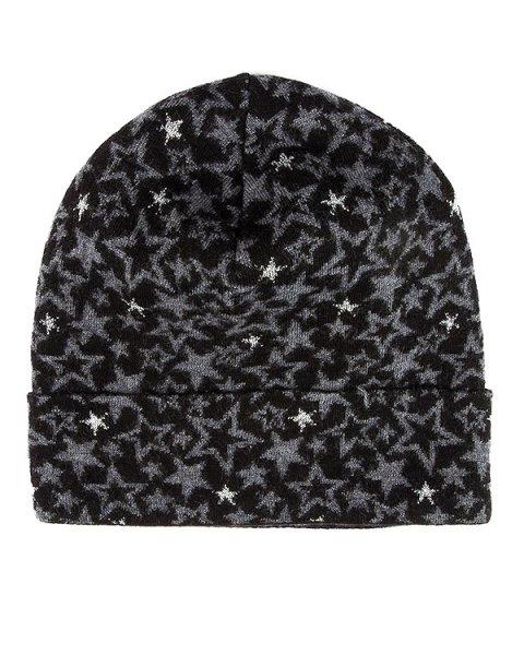 шапка из мягкой шерсти с рисунком артикул KH1630203 марки Graviteight купить за 10800 руб.