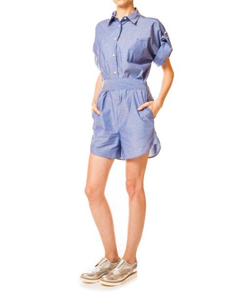 комбинезон KIRA с широкими рукавами и прорезными карманами артикул KIRA марки Sara Roka купить за 7800 руб.