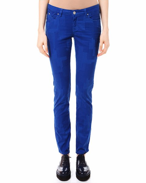 джинсы  артикул KW1802 марки KARL LAGERFELD купить за 5600 руб.
