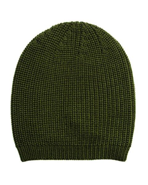 шапка из полушерстяной пряжи артикул LABELLE010501 марки P.A.R.O.S.H. купить за 5900 руб.