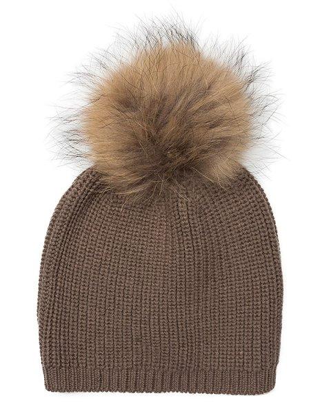 шапка  артикул LACCOON010506P марки P.A.R.O.S.H. купить за 9100 руб.