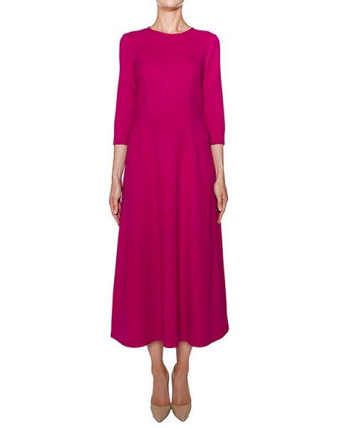 платье приталенного кроя из мягкой шерсти артикул LAKIXY700009 марки P.A.R.O.S.H. купить за 41900 руб.
