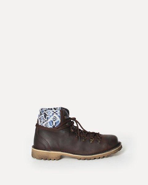ботинки  артикул LCAI12P1MM321 марки Le Crown купить за 7000 руб.