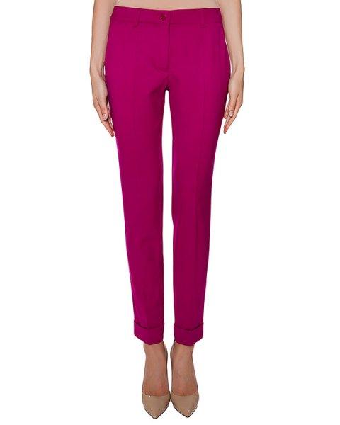 брюки зауженного кроя из вирджинской шерсти артикул LILYXY230123 марки P.A.R.O.S.H. купить за 17100 руб.