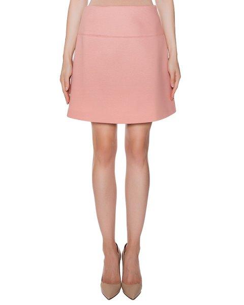 юбка из плотного трикотажа артикул LR3MD00N марки Valentino Red купить за 20200 руб.