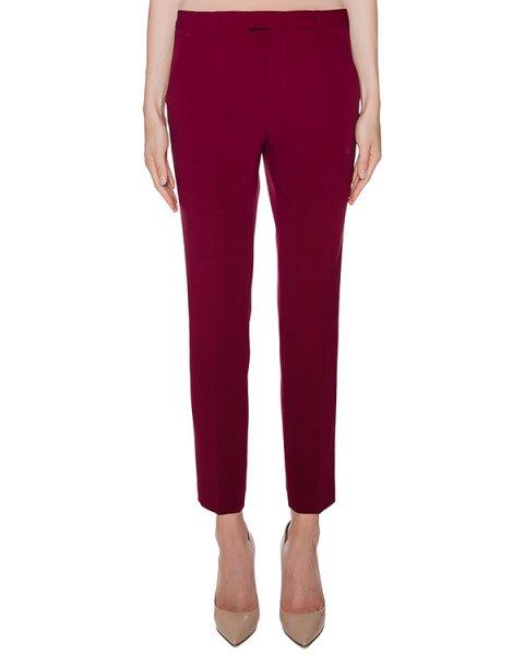 брюки зауженного кроя  артикул LR3RB0B0 марки Valentino Red купить за 24000 руб.