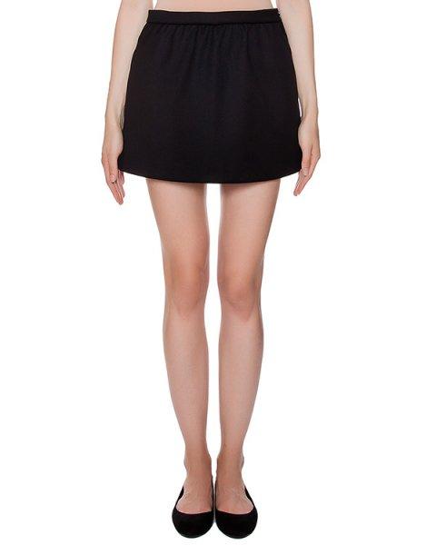 шорты из плотной ткани, стилизованные под юбку артикул LR3RF0H5 марки Valentino Red купить за 18400 руб.