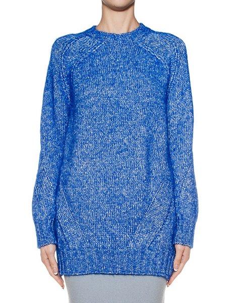 свитер свободного кроя крупной вязки артикул M0073 марки MRZ купить за 21000 руб.