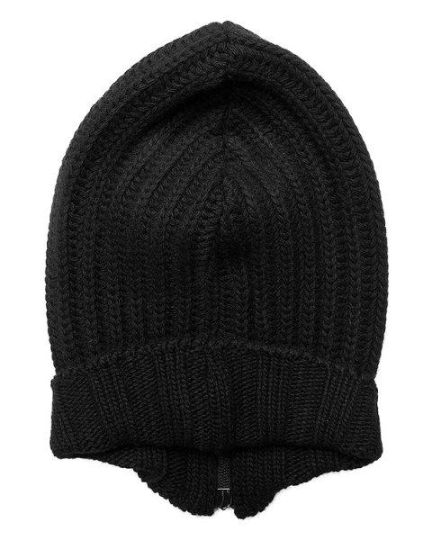 шапка крупной вязки, дополнена молнией артикул M16I93068 марки MALLONI купить за 7200 руб.