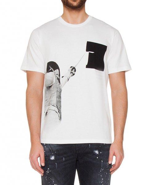 футболка  артикул MAGS0005 марки Tee Library купить за 4300 руб.