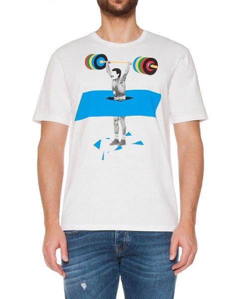 футболка  артикул MAGS0014 марки Tee Library купить за 3800 руб.