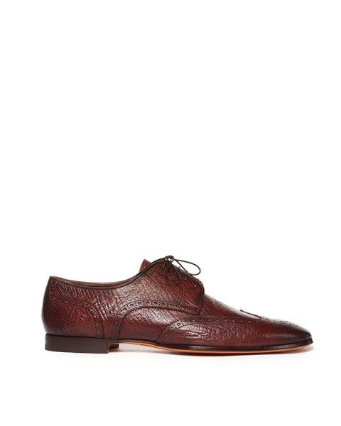 туфли  артикул MCCA11985 марки Santoni купить за 17000 руб.