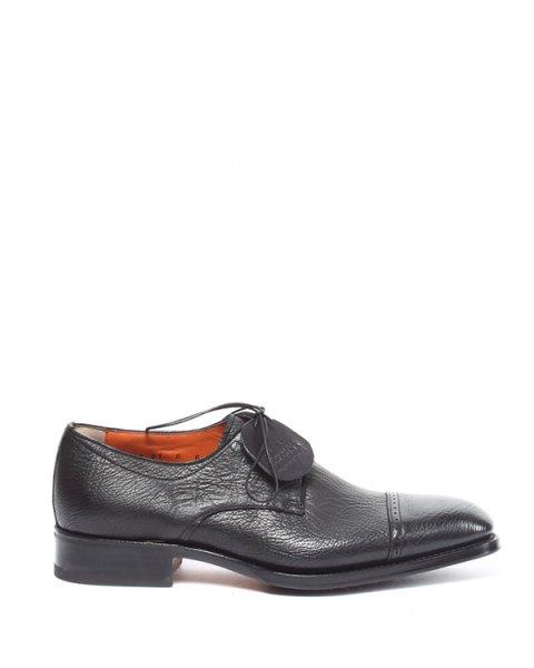 туфли  артикул MCCR12622 марки Santoni купить за 23000 руб.
