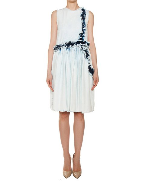 платье  артикул MDA05L марки MSGM купить за 23000 руб.