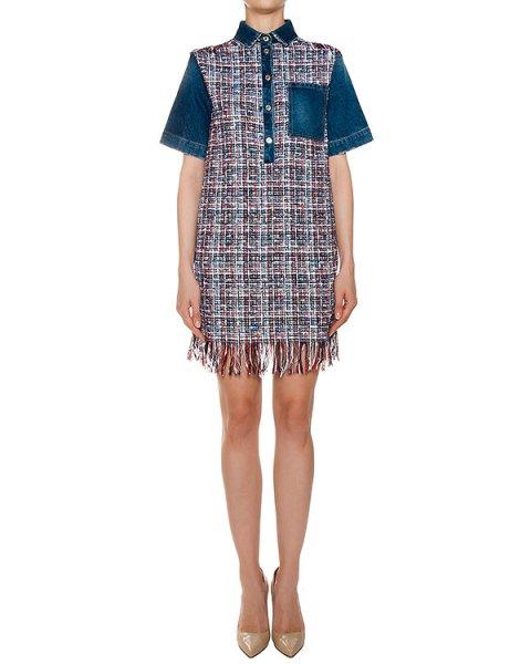 платье  артикул MDA20M марки MSGM купить за 36400 руб.