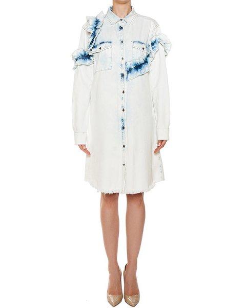 платье  артикул MDE26L марки MSGM купить за 19800 руб.