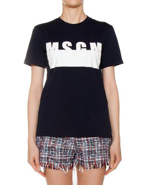 футболка  артикул MDM139M марки MSGM купить за 7200 руб.