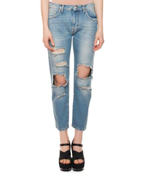 джинсы  артикул MDP21L марки MSGM купить за 8800 руб.