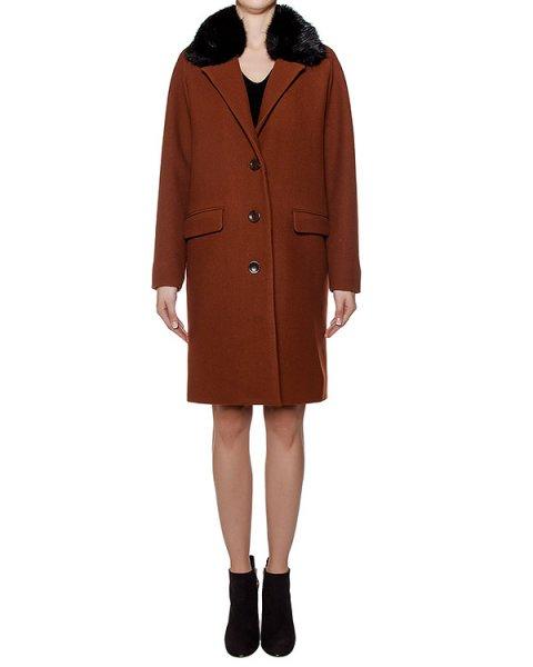 пальто  артикул MEDINAFUR марки Essentiel купить за 38800 руб.